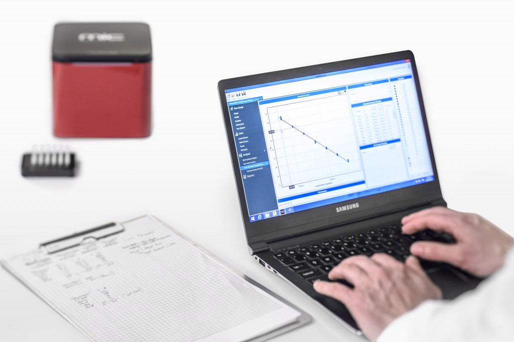 Mic Real Time PCR Cycler Analysis Software